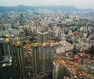 Ranking: Megacities